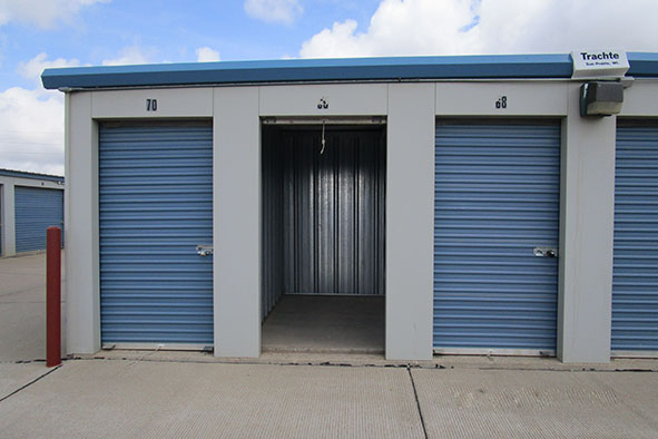 Stronghold Storage Unit Front